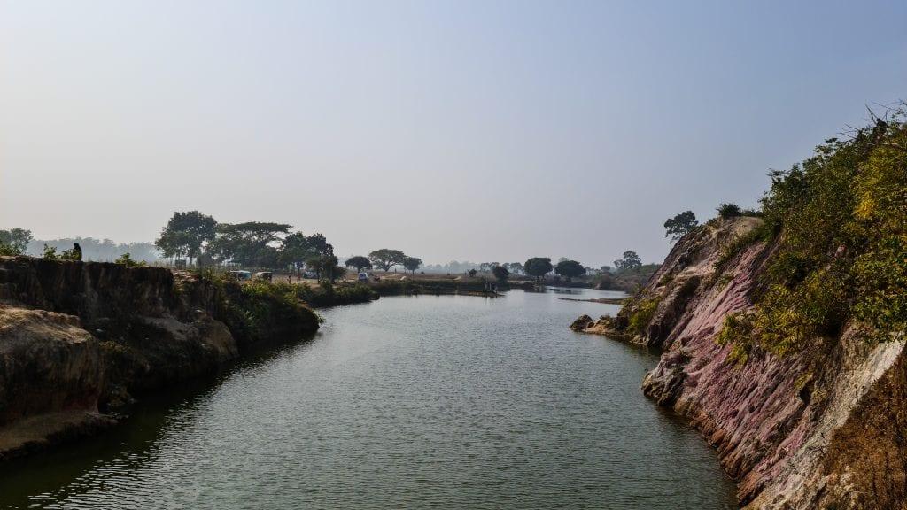 Sedate Lake in Birishiri