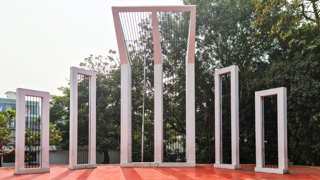 Shaheed Minar in Dhaka - Top places to visit in Dhaka