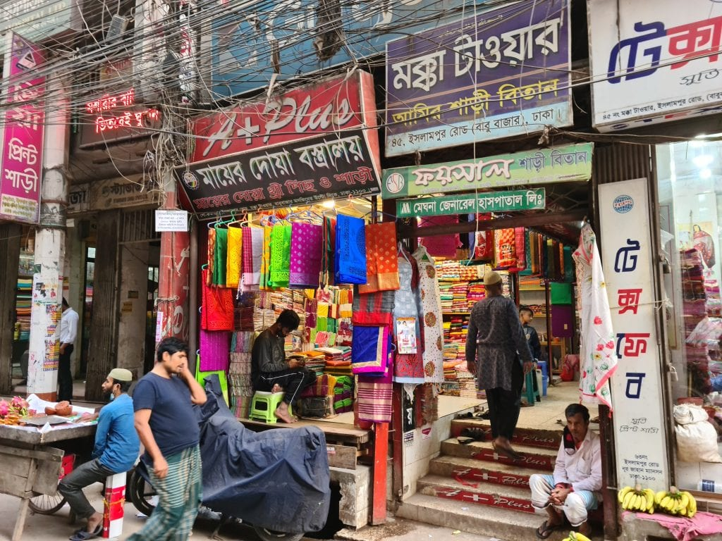 Shops in Old Dhaka