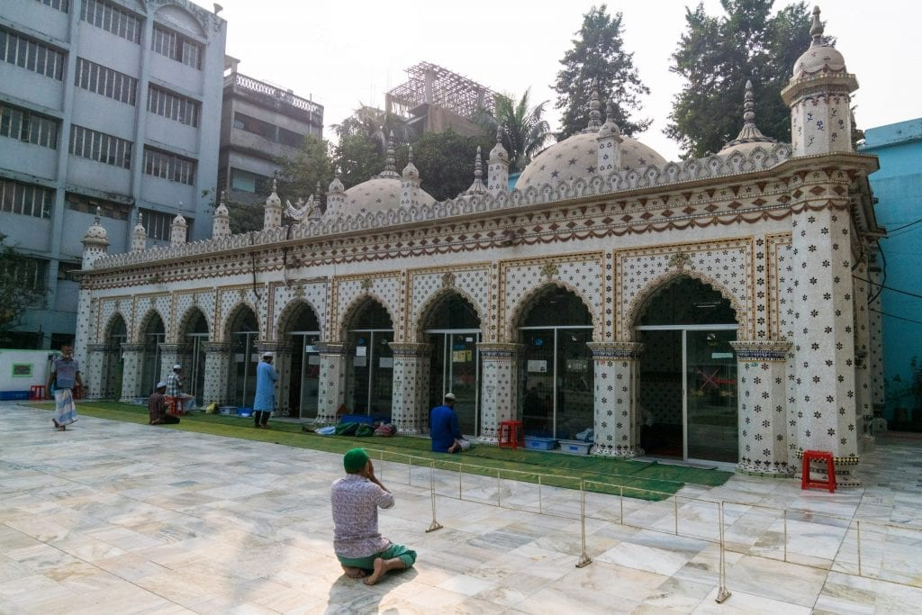 Star Mosque in Dhaka