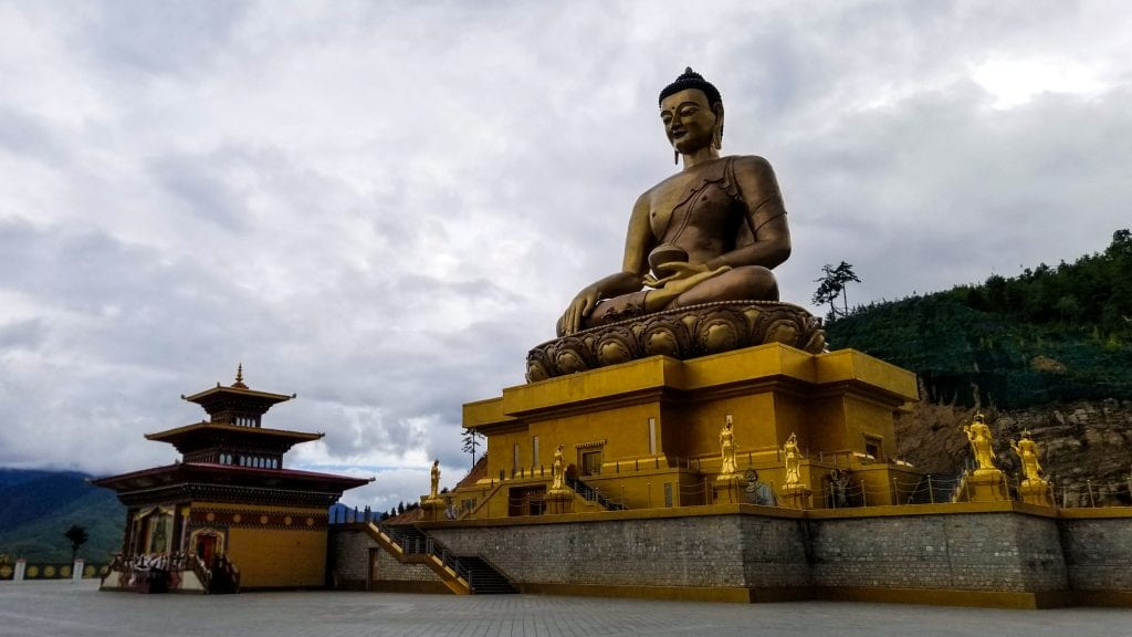 Buddha Dordenma - Places to go in Thimphu
