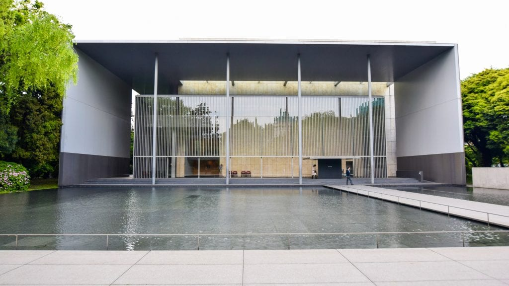 Gallery of Horyuji Treasures Museum