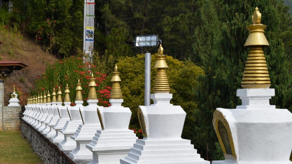 Khamsum Yulley Namgyal Chorten - One of the best places to visit in Punakha