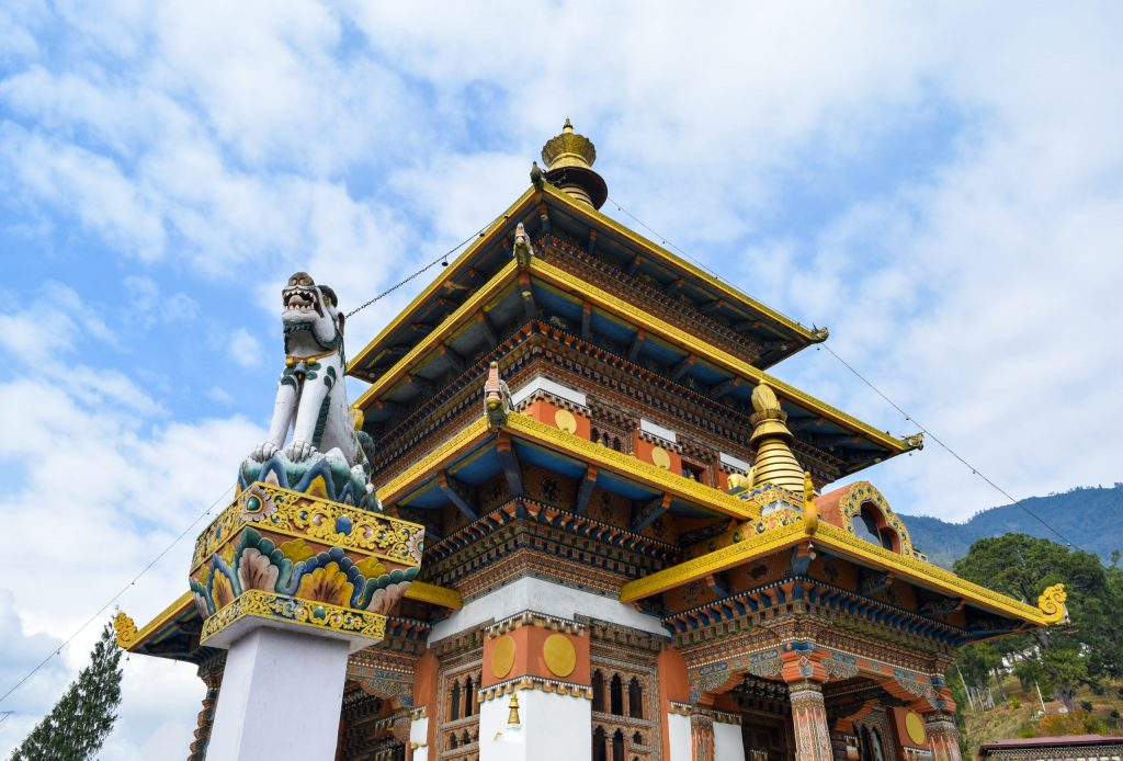 Khamsum Yulley Namgyal Chorten, Punakha
