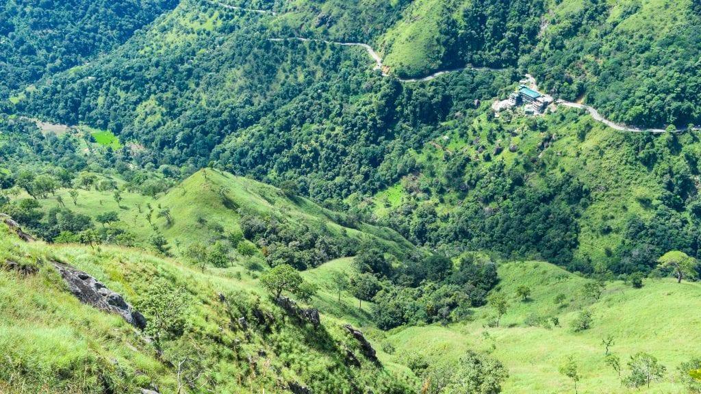Little Adam's Peak in Ella