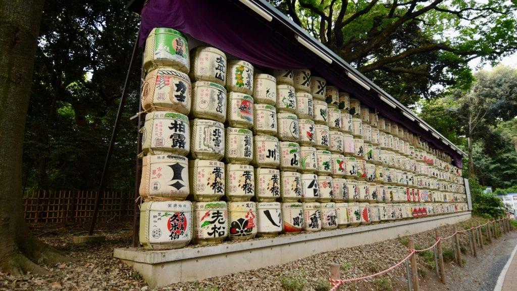 Meiji Jingu - 4 Days Tokyo Itinerary