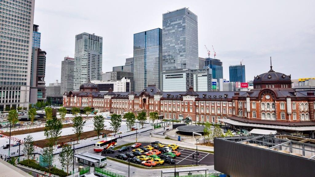Tokyo Central Station