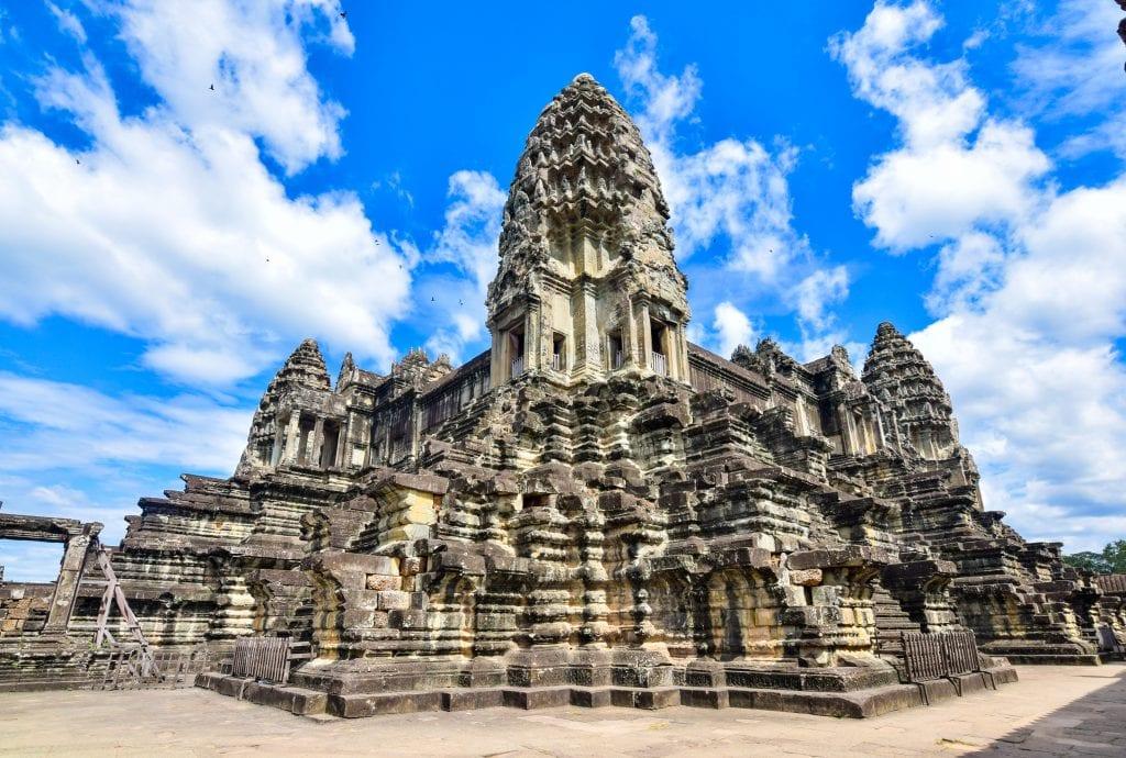 Angkor Wat - Temples in Siem Reap
