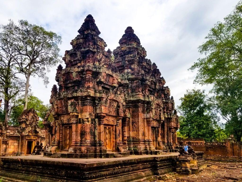 Banteay Srei - Temples of Siem Reap