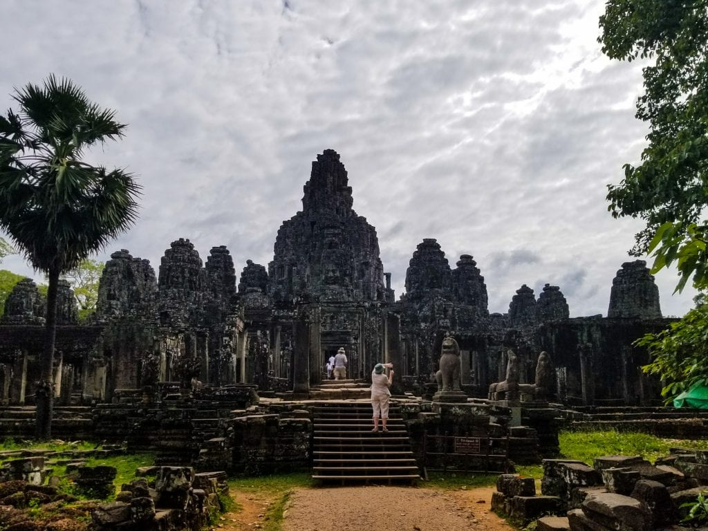 Bayon Temple - Temples of Siem Reap