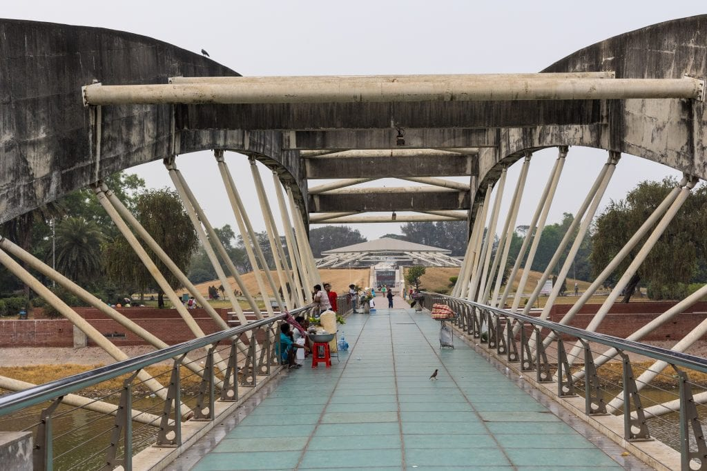 Bridge in Chandrima Uddan