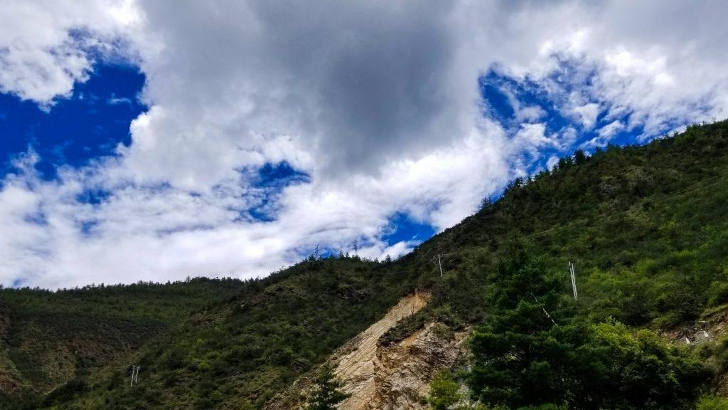 Dense Cloud in Bhutan