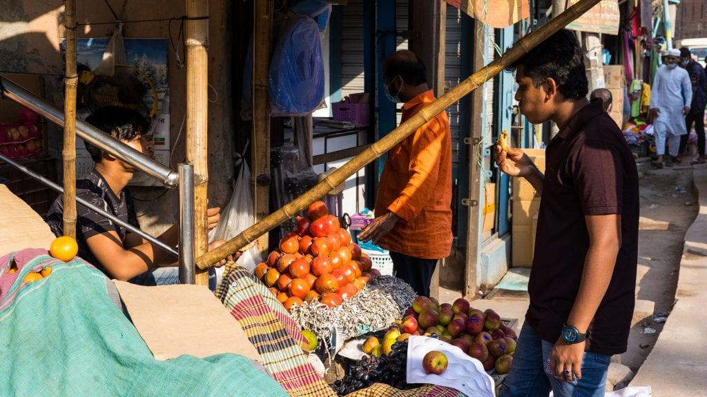Fruit Shop in Old Dhaka