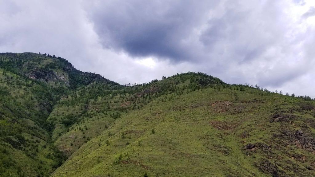 Green Mountain - Paro airport to Thimphu