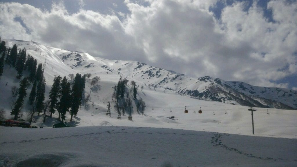 Cable Car in Gulmarg