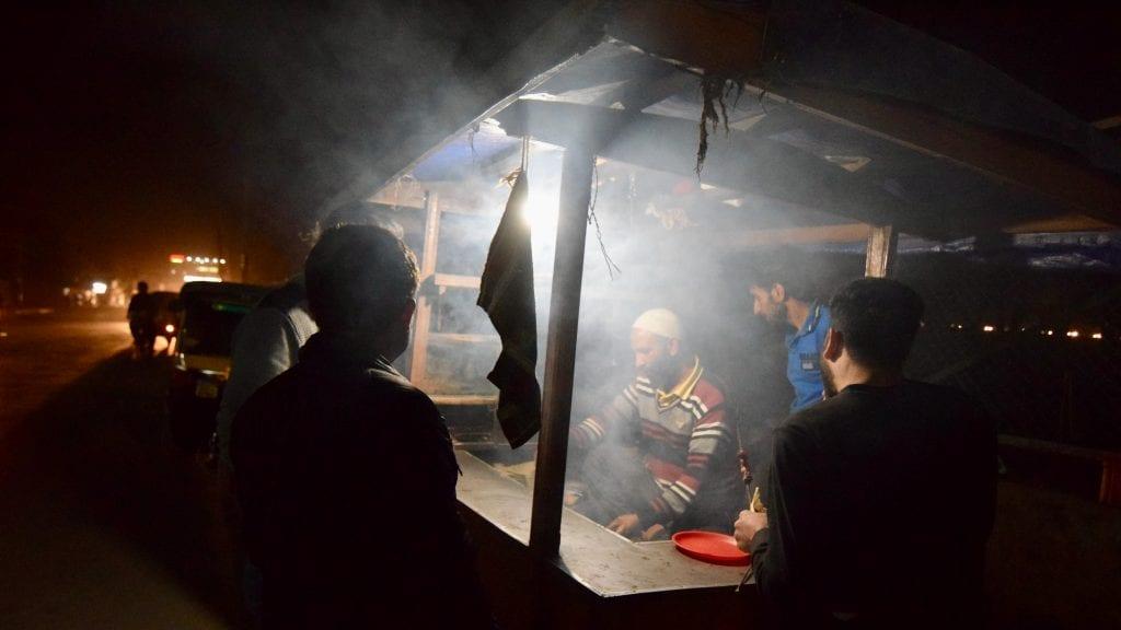 Kebab Shop in Srinagar