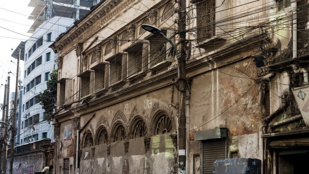Old Building in Old Dhaka