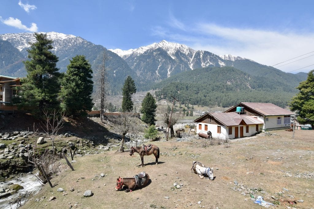 Pahalgam - Places to visit in Kashmir
