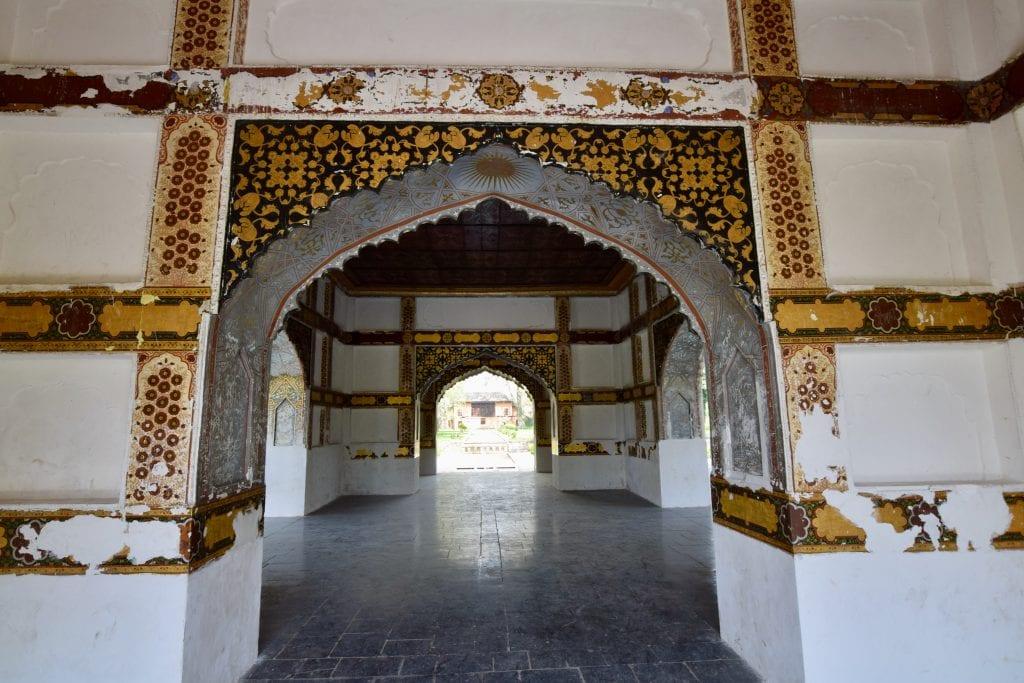 Shalimar Bagh - Places to visit in Kashmir