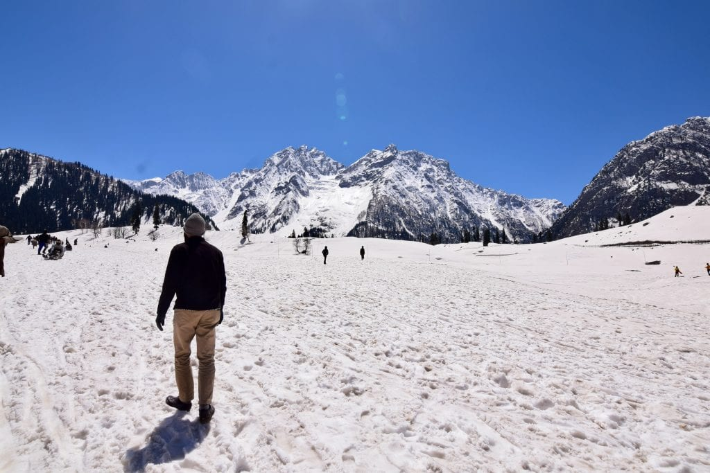 Sonamarg - Places to visit in Kashmir