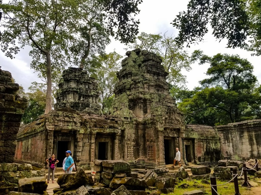 Ta Prohm Temple - Temples in Siem Reap