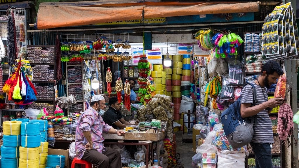 Yet Another Shop in Old Dhaka