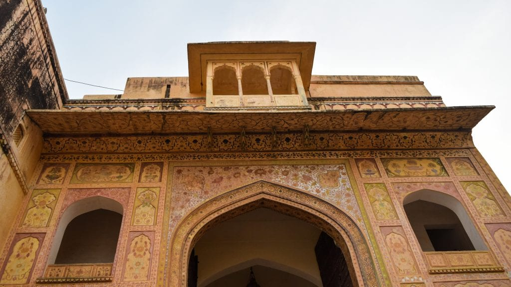 Amer Fort - Places to visit in Jaipur