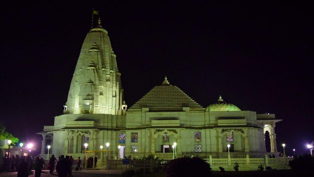 Birla Mandir - places to visit in Jaipur