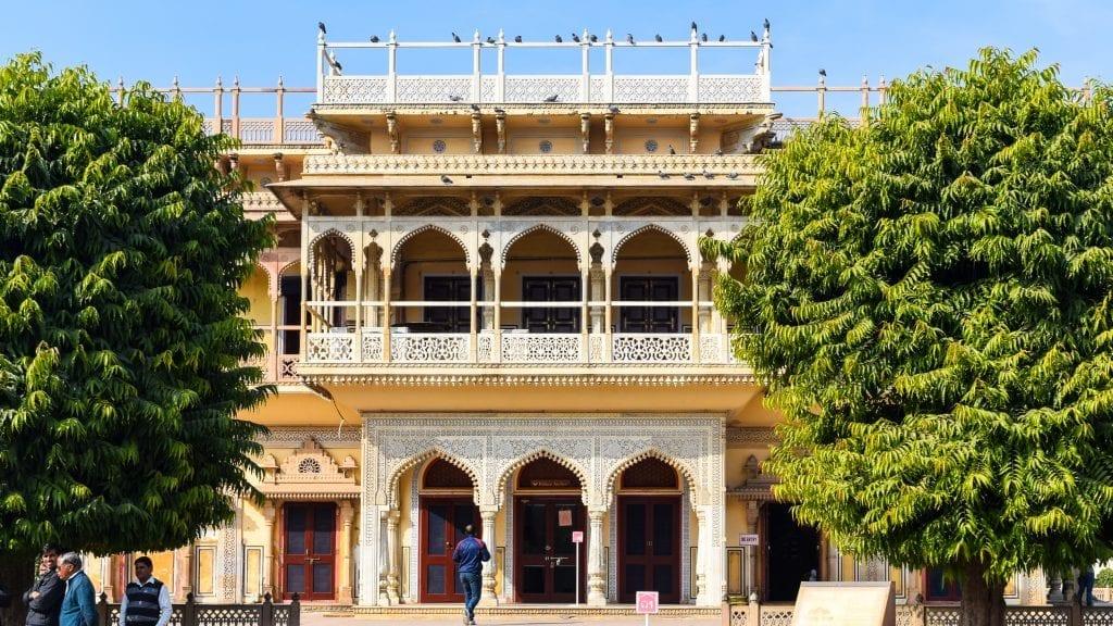 City Palace in Jaipur - Places to visit in Jaipur