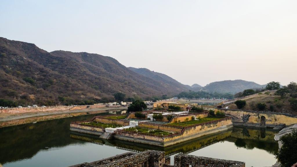 Maota Lake and Kesar Kyari