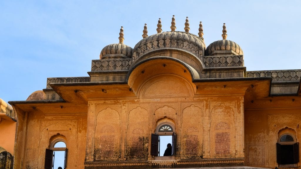 Nahargarh Fort - Places to visit in Jaipur