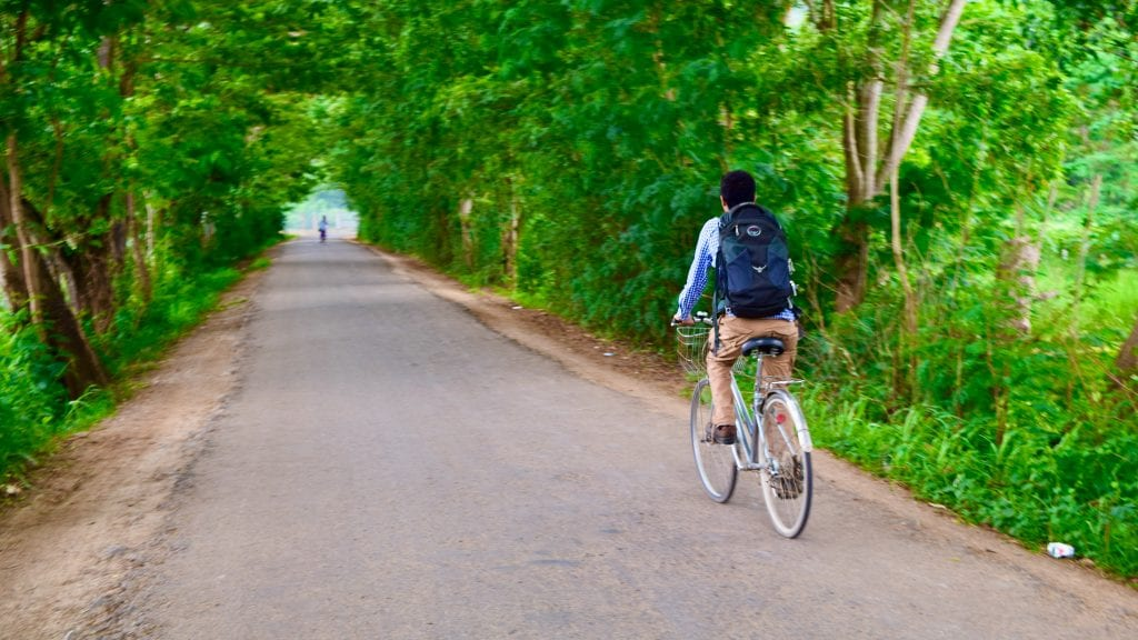 Cycling around Inle Lake - Things to do in Inle Lake