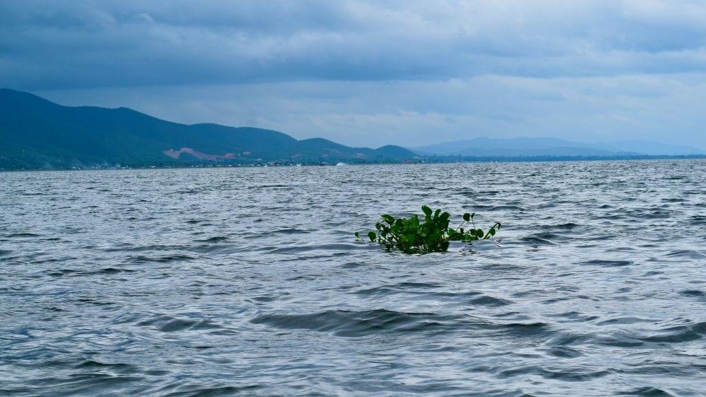 Inle Lake in Myanamar