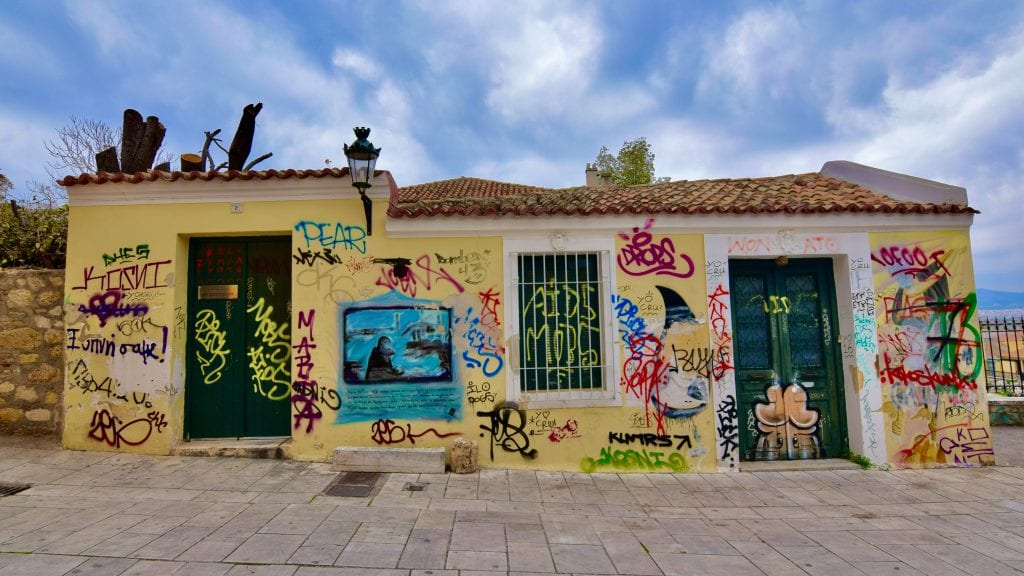 Colourful Athens