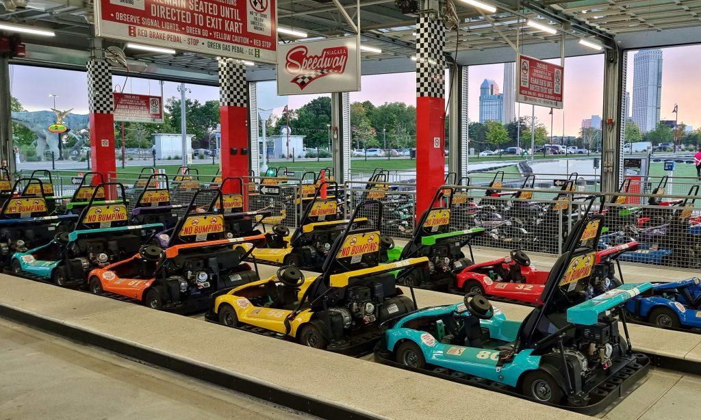 Go Karting in Niagara town - things to do in Niagara