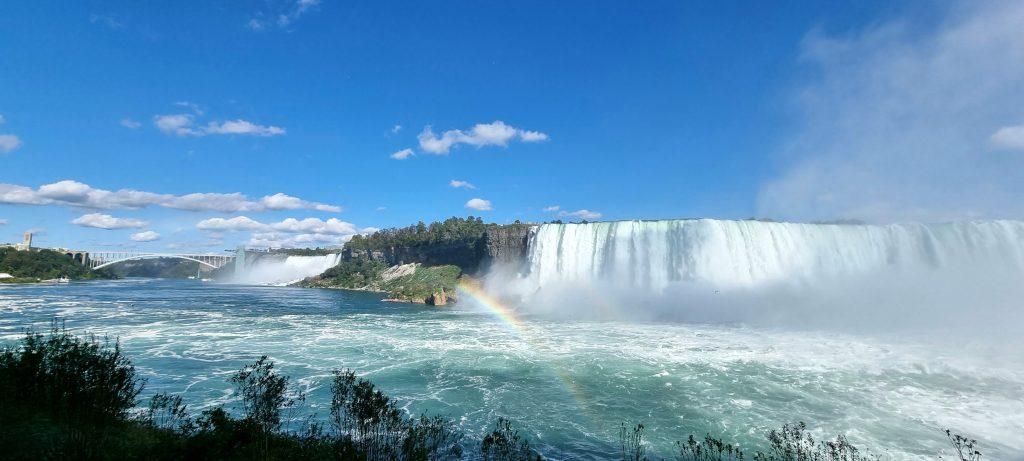 Journey Behind the Falls with Rainbow Bridge